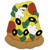 Silli Chews Baby Teether (Pizza)