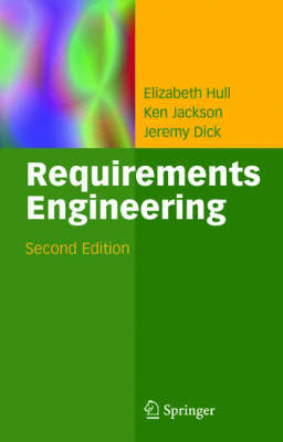 Requirements Engineering by Elizabeth Hull image