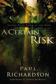 A Certain Risk by Paul Andrew Richardson image
