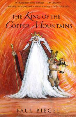 The King of the Copper Mountains by Paul Biegel