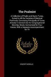 The Psalmist by Vincent Novello image