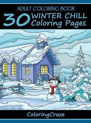 Adult Coloring Book by Coloringcraze image