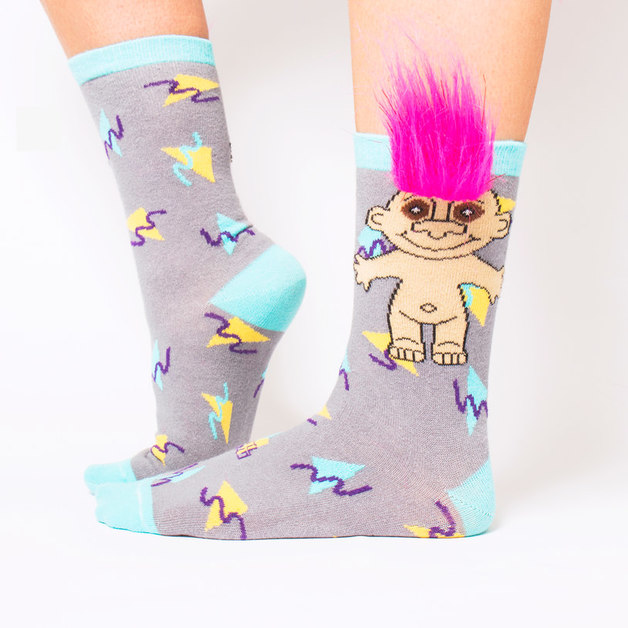 Troll Socks (Electric Youth)