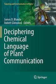 Deciphering Chemical Language of Plant Communication image