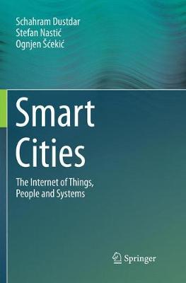Smart Cities by Schahram Dustdar