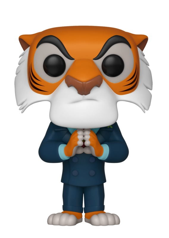 TaleSpin - Shere Khan (Hands Together) Pop! Vinyl Figure