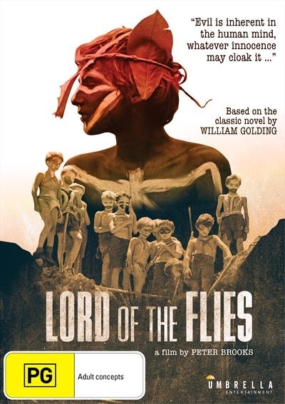 Lord Of The Flies on DVD image