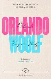 Orlando by Virginia Woolf (**)