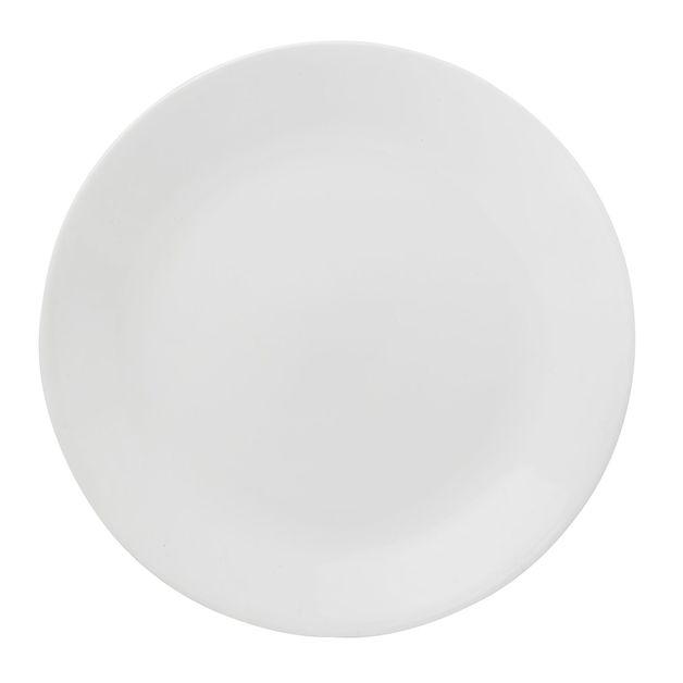 Corelle Livingware: Plate - Winter Frost White (21.6cm)