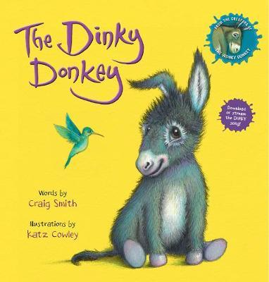 The Dinky Donkey by Craig Smith image