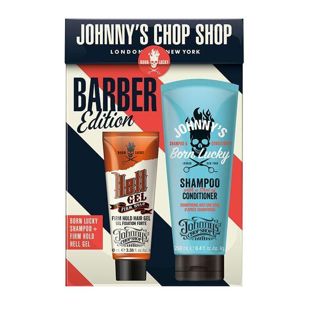 Johnny's Chop Shop: Barber Edition Gift Set