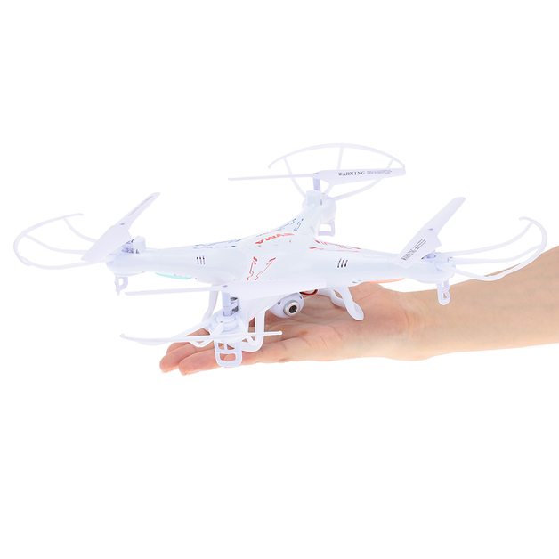Anti-Collision RC Drone with Camera