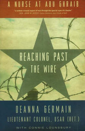Reaching Past the Wire by Deanna Germain image