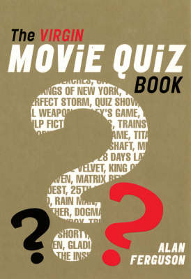The Virgin Movie Quiz Book by Alan Ferguson image