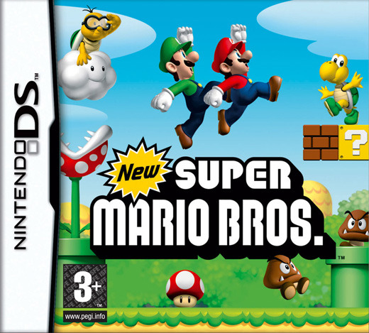 New Super Mario Bros for Nintendo DS image