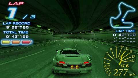 Ridge Racer 2 for PSP image