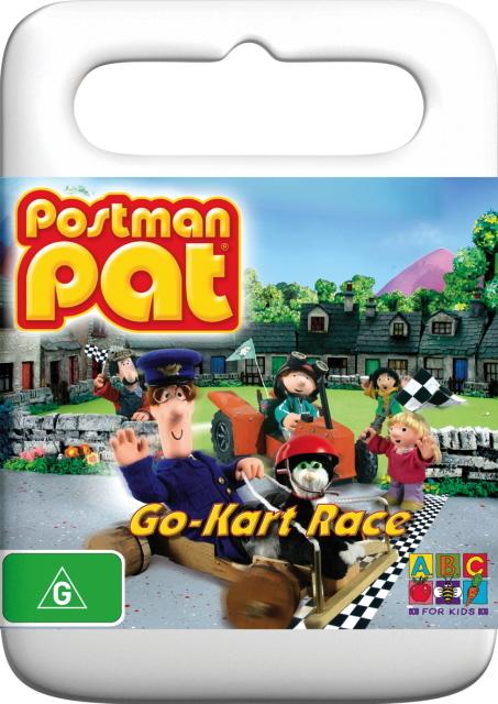 Postman Pat - Go-Kart Race on DVD