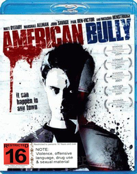 American Bully on Blu-ray
