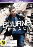 The Bourne Legacy on DVD, UV