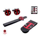Marvel Deadpool Cufflink Gift Set