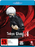 Tokyo Ghoul Root A Complete Season 2 on Blu-ray