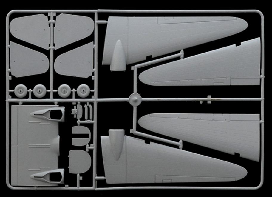 1/72 C-47 Skytrain (RNZAF Decals) - Model Kit image