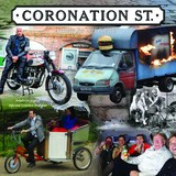 Coronation Street 2018 Square Wall Calendar