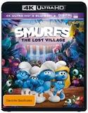 Smurfs: The Lost Village (4K UHD + Blu-ray) DVD