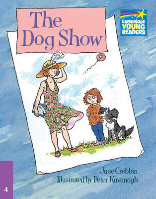The Dog Show ELT Edition by June Crebbin