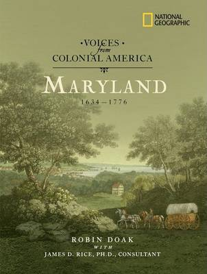 Voices from Colonial America by Robin S Doak image