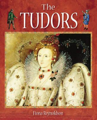 History Starts Here: The Tudors by Fiona Reynoldson image