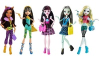 Monster High: Best Ghoulfriends Collection (5-Pack)