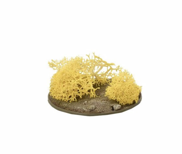 Warlord Scenics: Yellow Lichen
