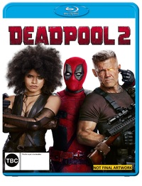 Deadpool 2 on Blu-ray