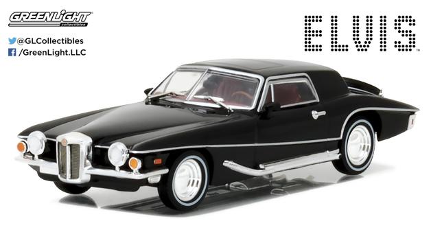 1/43: Stutz Blackhawk - Elvis - Diecast Model