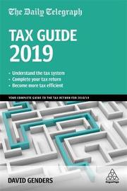 The Daily Telegraph Tax Guide 2019 by David Genders