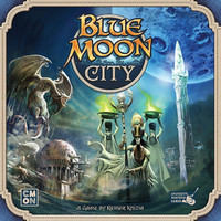 Blue Moon City - Board Game
