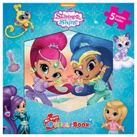 Shimmer and Shine – My First Puzzle Book