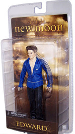 Twilight New Moon Series 2 Action Figure - Edward Cullen (Sparkly) image