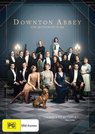 Downton Abbey: The Movie on DVD image