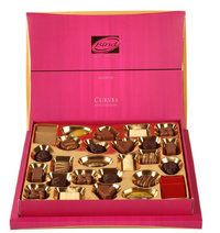 Bind Chocolates: Curves - Pink (320g)