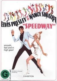 Elvis: Speedway on DVD image