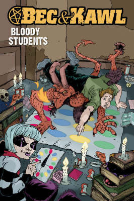 Bec and Kawl: Bloody Students by Simon Spurrier image