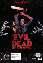 Evil Dead, The - Ultimate Edition (2 Disc Set)  on DVD