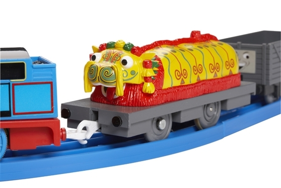 Thomas & Friends: Thomas and the Chinese Dragon