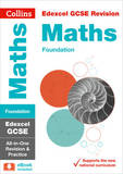 Edexcel GCSE Maths Foundation Tier: All-In-One Revision and Practice