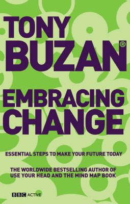Embracing Change (new edition) by Tony Buzan image