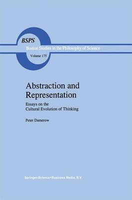 Abstraction and Representation by Peter Damerow