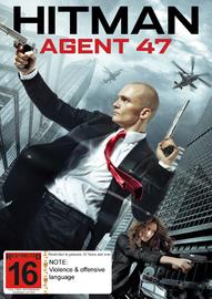 Hitman: Agent 47 on DVD