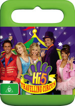 Hi-5 - Travelling Circus on DVD